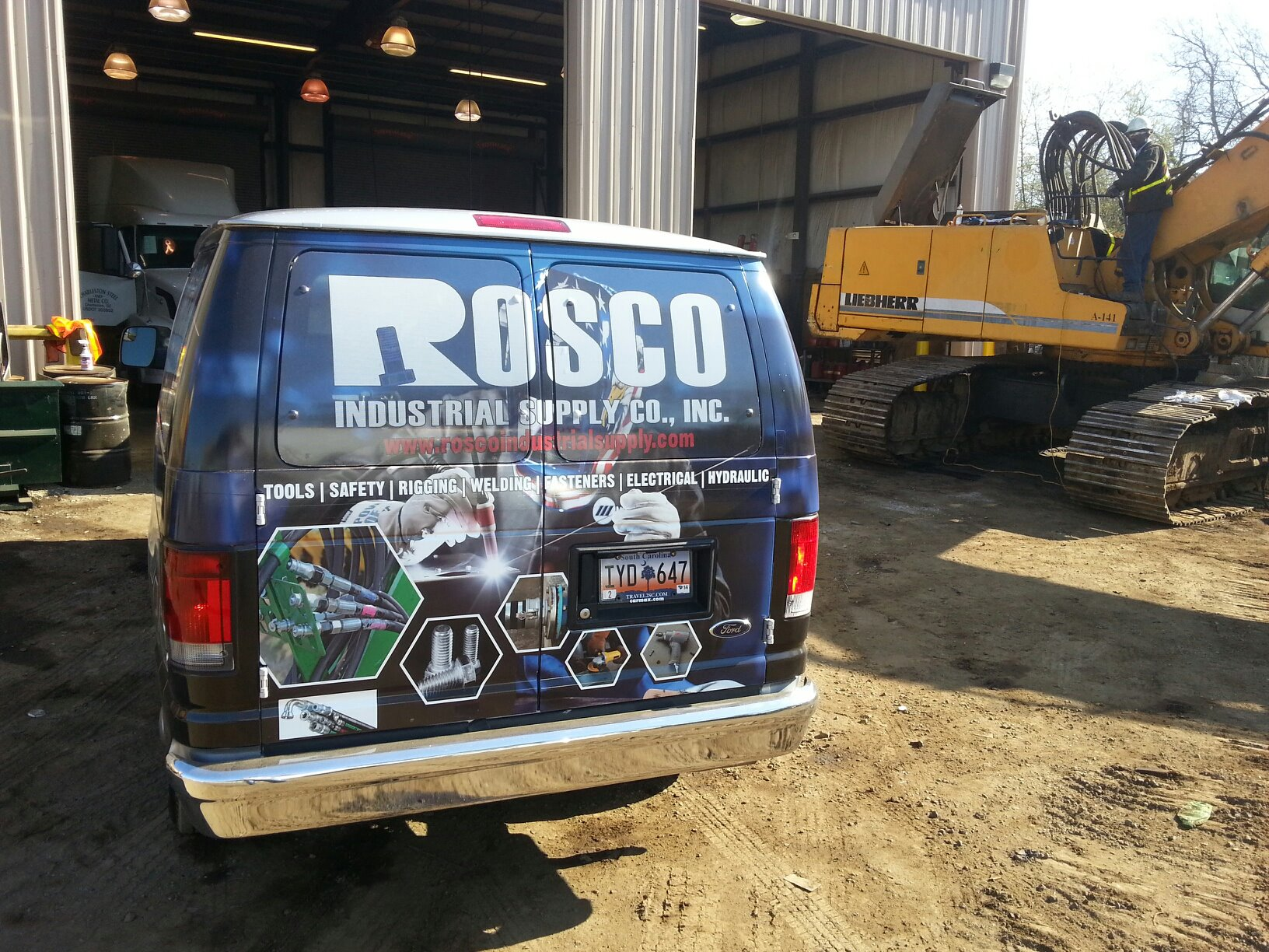 rosco parts supply